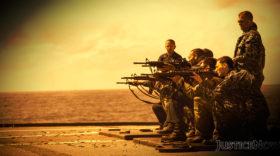Die Militarisierung der Nordsee