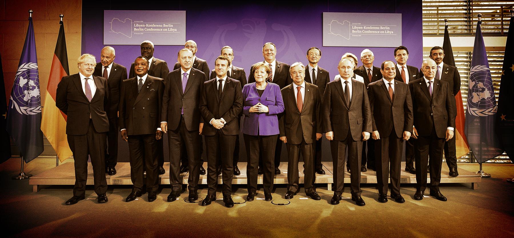 Die Lage in Libyen nach dem Berliner Gipfel <br>  <span id='sec-title'>Frieden ohne Militär</span>