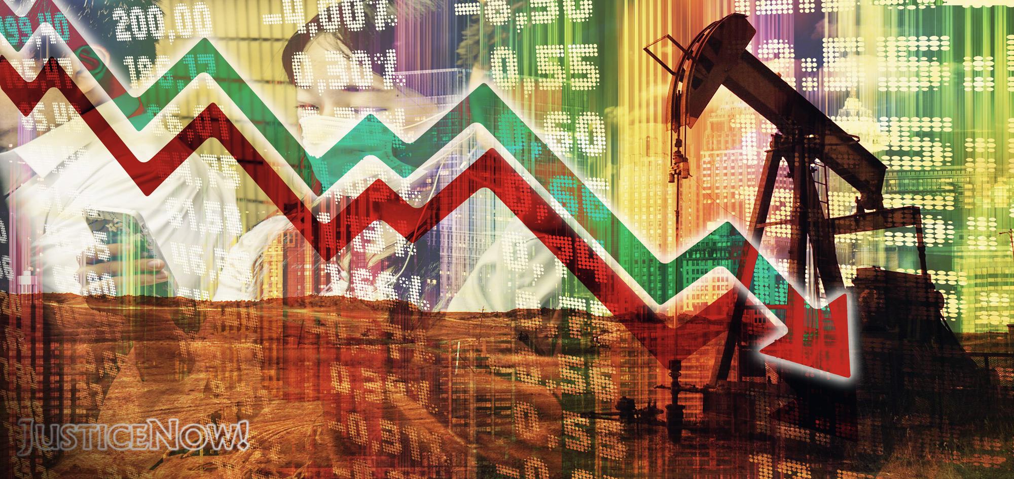 Warum sind die US-Ölpreise ins Negative abgestürzt? <br>  <span id='sec-title'>Zum ersten Mal in der Geschichte negative Preise</span>