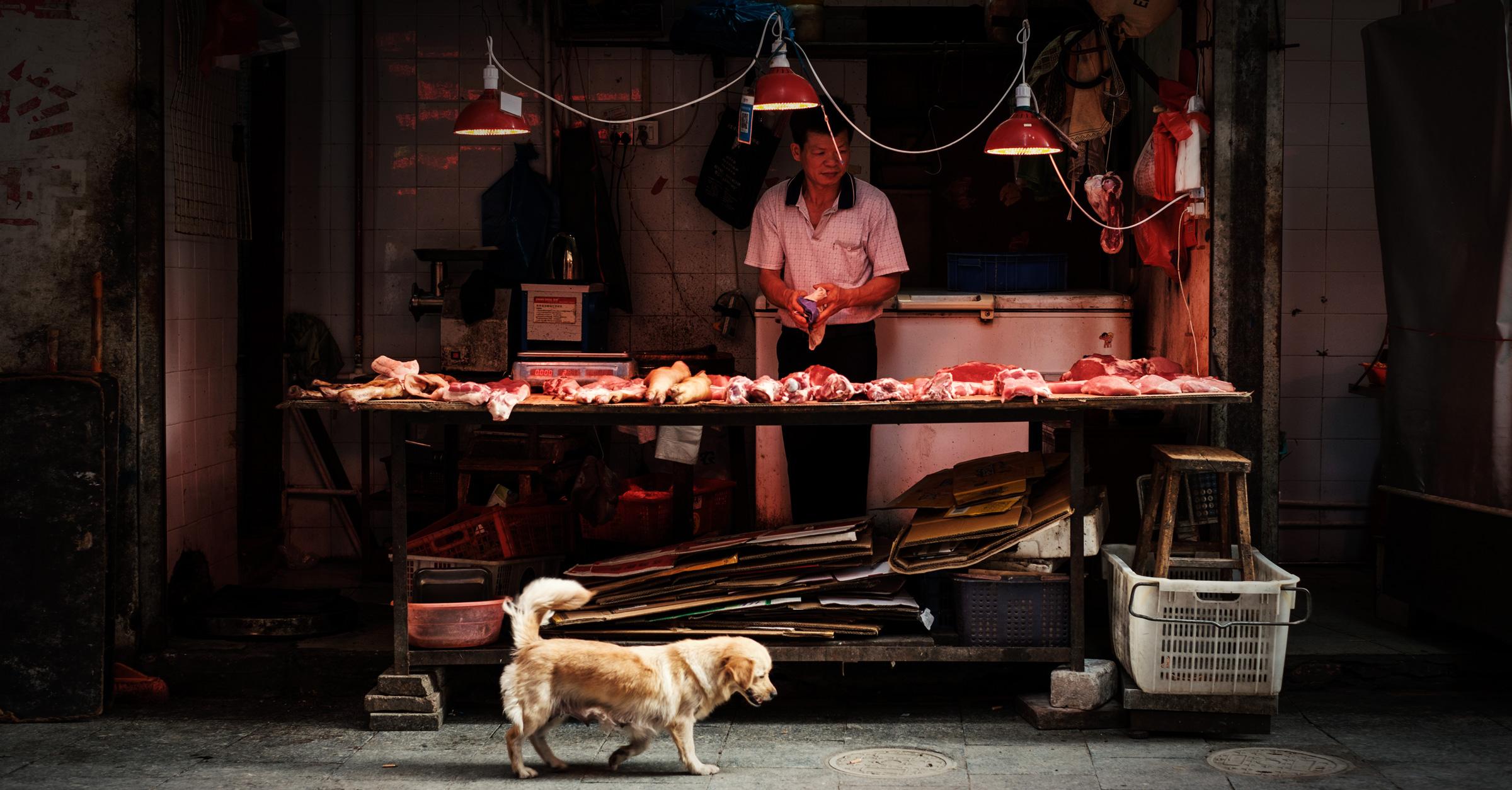 Die Fleischindustrie in der Coronakrise