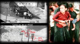 """""""Collateral Murder"""" und das Massaker von Mỹ Lai"""