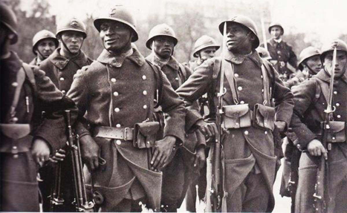 Vergessenes Kriegsverbrechen – als die Wehrmacht afrikanische Gefangene ermordete