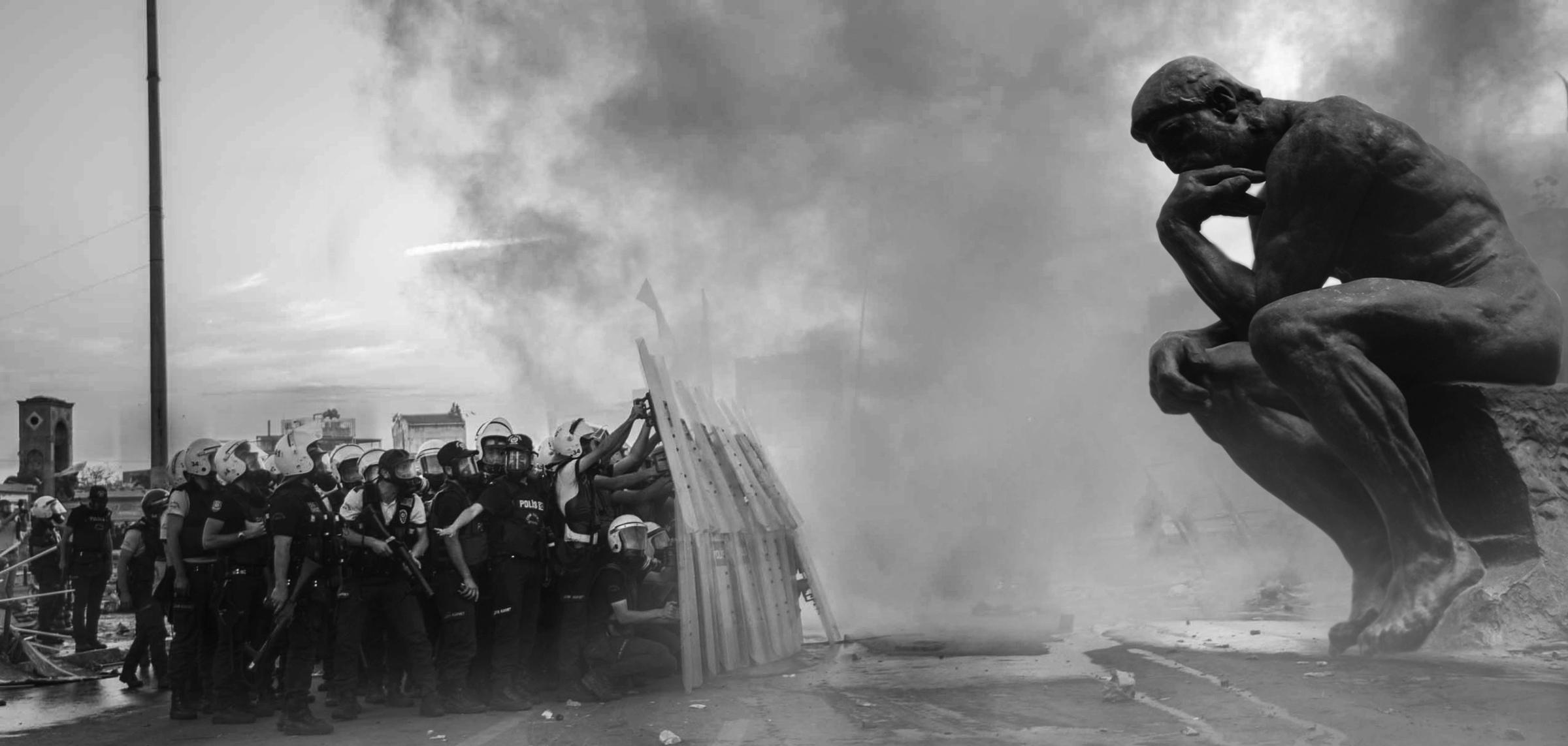 Schafft die Polizei ab! <br>  <span id='sec-title'>Systematische Gewalt ist nicht reformierbar</span>