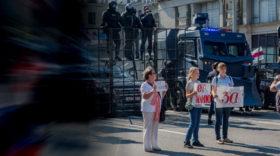 """""""Der gesamte Diktaturapparat muss gestürzt werden"""" – Im Gespräch mit ABC Belarus."""